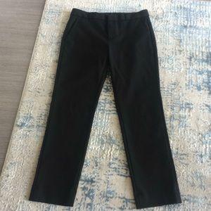 Banana Republic Ryan Black Skinny Trousers